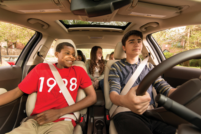 the importance of buckling up seatbelts Here's why you should never skip buckling up, whether using a  wearing a  seat belt reduces the severity of crash-related injuries and deaths by half   important safety measure you can take is to simply buckle your seat belt.