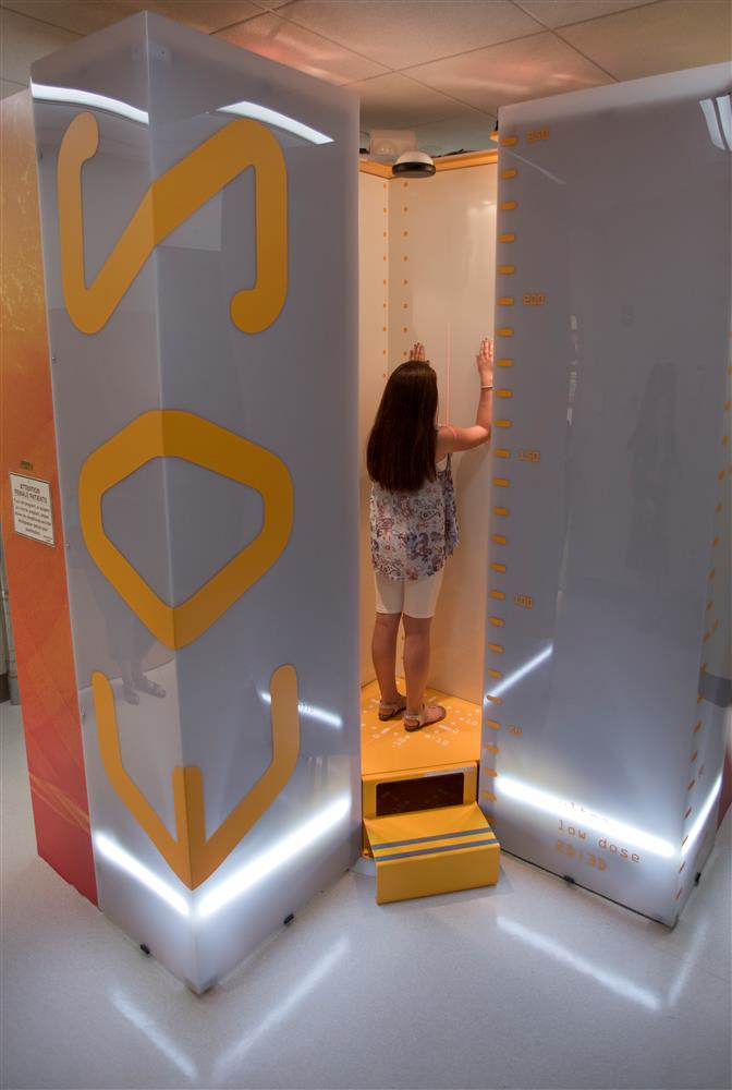 EOS Imaging Reduces Exposure to Radiation for Children's Hospital Patients | Well Being Magazine