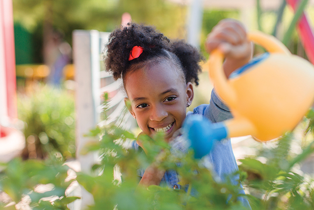 MS Children's Museum Launches Pollinator Garden | Well ...